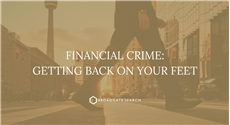 Financial Crime: Getting back on your feet