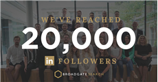 We've hit 20k LinkedIn Followers!