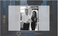 Congratulations Niomi Singleton IOR(CPD) and Richard Hutson on their one year anniversary with Broadgate Search!