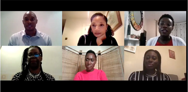 Recap: Webinar #5: It's Not a Month, It's A Movement: Inspirational Black Women in Finance